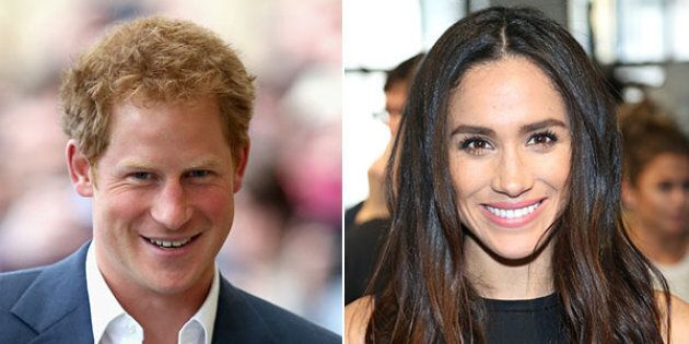 Il principe Harry e Meghan Markle prossimi sposi (secondo i tabloid