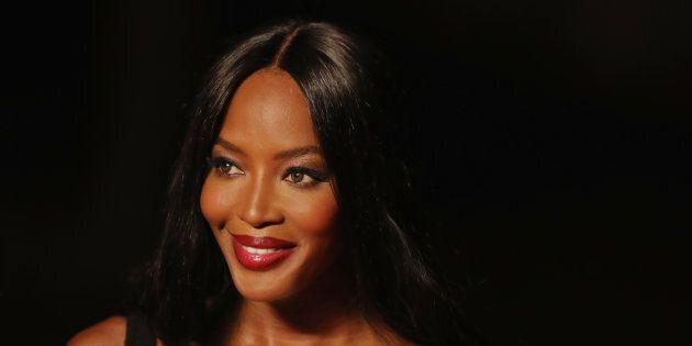 Naomi Campbell critica la foto di redazione di