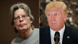 Trump bloccò Stephen King su Twitter. Lo scrittore ha ottenuto adesso la vendetta