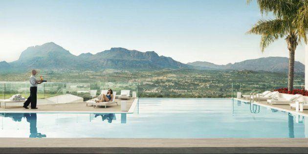 7 tra le migliori strutture di Luxury Wellness in Europa per ritrovare se