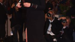 Susan Sarandon incarna la bellezza elegante e rigorosamente senza