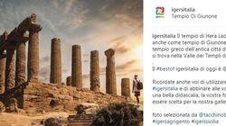 I migliori instagramers italiani fotograferanno la Sicilia in bianco e