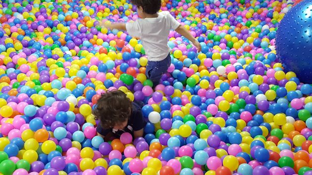 Ball Pits Are Human Petri Dishes Of Bacteria Yet Still