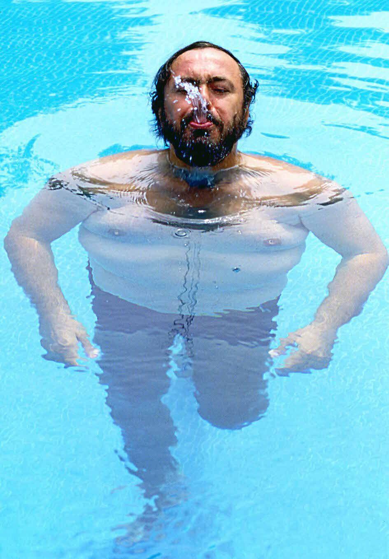 Luciano Pavarotti © Adolfo