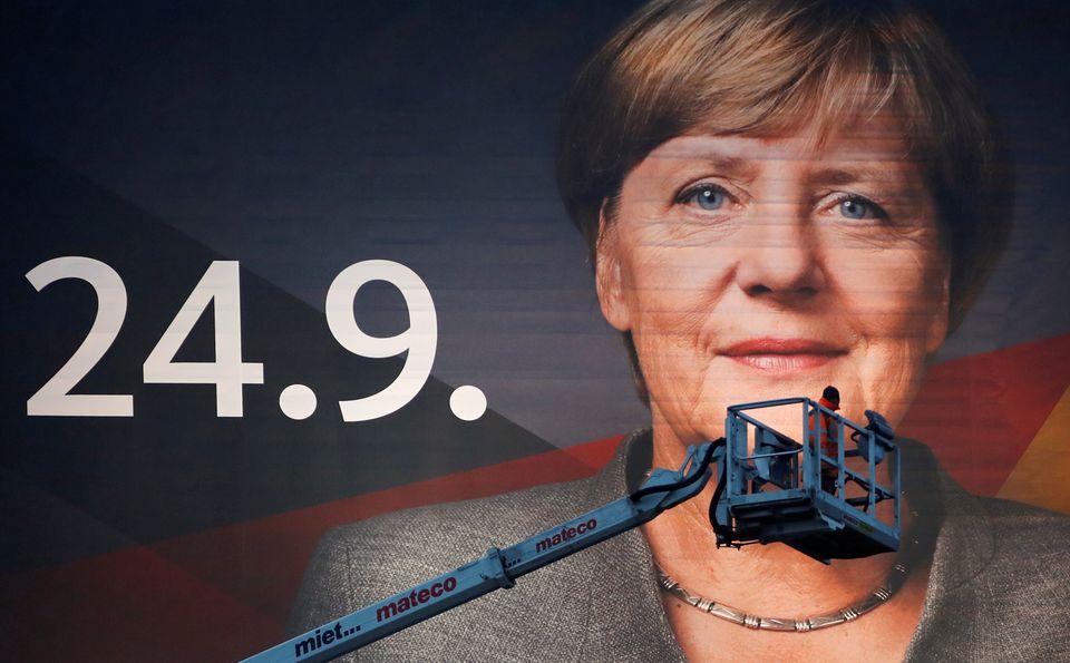 Con chi governerà la Lady di ferro? Tra otto giorni la #Germania andrà alle urne per scegliere il nuovo...