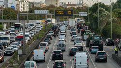 Un rapport suggère de passer à 3 voies et 50 km/h sur le périph'