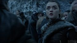 Maisie Williams On Arya Stealing The Show In That Surprise 'GoT' Ending: 'F**k You,