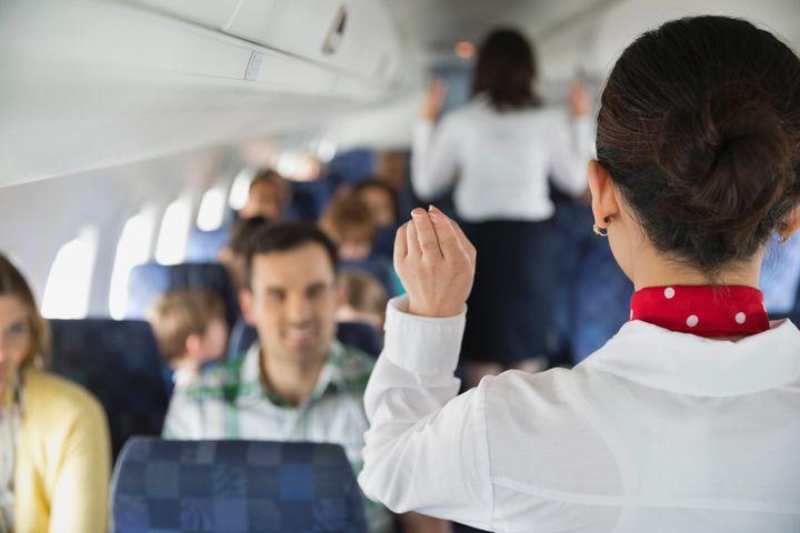 Ce qui exaspère le plus les hôtesses de l'air chez les passagers. (photo d'illustration)