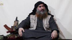 Le chef de l'État islamique apparaît dans une vidéo, une première en cinq