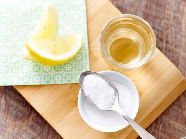 Baking soda requires an acidic ingredient (such as lemon) to be