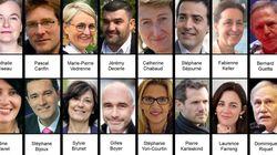 Sur la base des sondages, voici qui seraient les eurodéputés