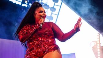 INDIO, CALIFORNIA - APRIL 21: Lizzo performs during the 2019 Coachella Valley Music And Arts Festival on April 21, 2019 in Indio, California. (Photo by Timothy Norris/Getty Images for Coachella)