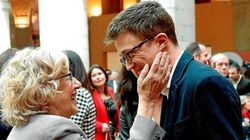 La Junta Electoral no permite que Carmena y Errejón participen en debates