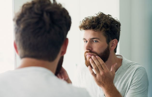 Hydrating the skin is just one of the benefits of beard