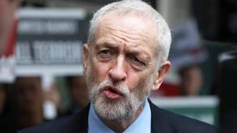 File photo dated 15/3/2019 of Jeremy Corbyn who has insisted Theresa May must compromise on her Brexit red lines if cross-party talks on EU withdrawal are to succeed.
