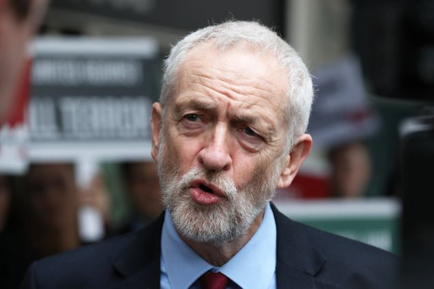 U.K. Labour leader Jeremey Corbyn is making climate change a key plank of his pitch to be the next prime