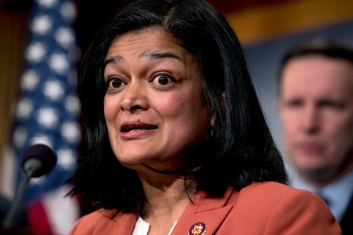 One question for Medicare for All supporters is whether they could support a limited role for private insurance. The House bill from Rep. Pramila Jayapal (D-Wash.) doesn't have one.