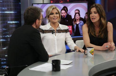 La confesión política de Sandra Golpe, de Antena 3 Noticias, en 'El Hormiguero': va a sorprender a