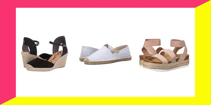 4ce2eb000d0 15 Cute Espadrilles You Can Wear From Weddings To Weekends ...