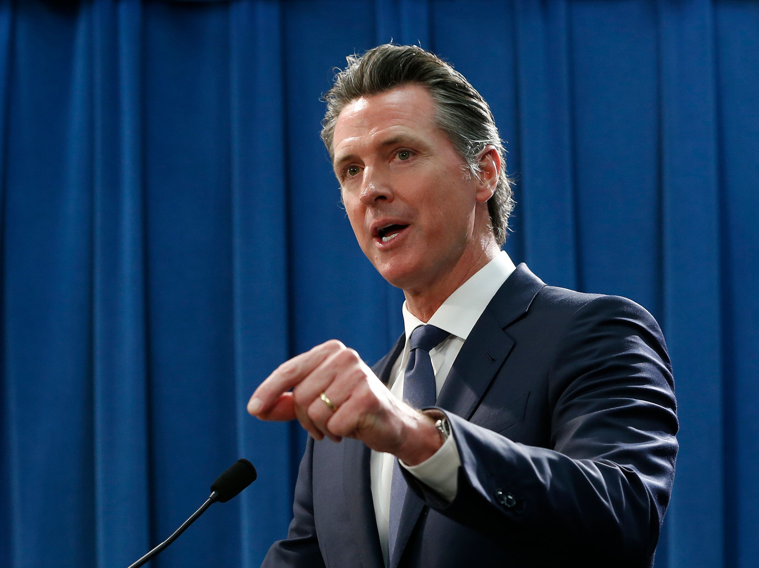 Gavin Newsom Proposes More Security Funds For Religious Groups After Synagogue
