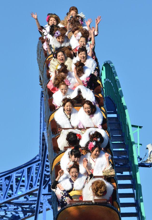 일본 사람 100명이 '실망했다'고 꼽은 일본의 놀이공원 탑