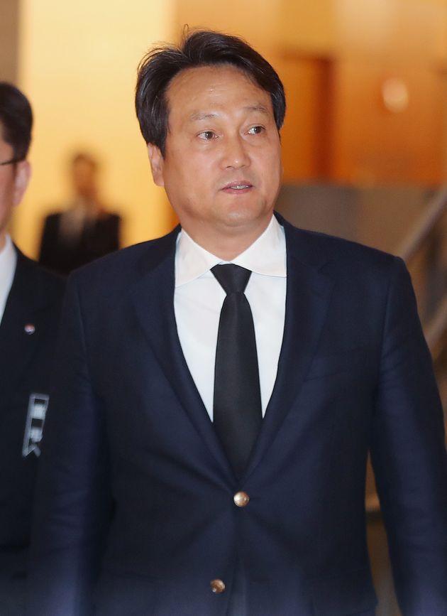김학의 전 차관 부인이 안민석 의원을