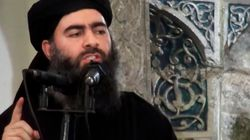 Islamic State Airs Video Purporting To Be Leader al-Baghdadi, His First Sighting In 5