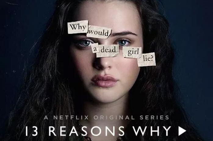 Αύξηση των αυτοκτονιών εφήβων στις ΗΠΑ εξαιτίας της τηλεοπτικής σειράς « «13 Reasons