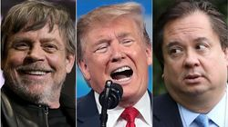 Mark Hamill, George Conway Join Forces To Torch Trump As He Lies For 10,000th