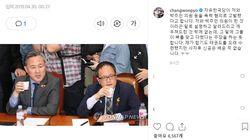 폭력혐의 고발당한 표창원이