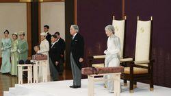 天皇陛下最後のお言葉「象徴としての私を受け入れ、支えてくれた国民に心から感謝します」(全文)