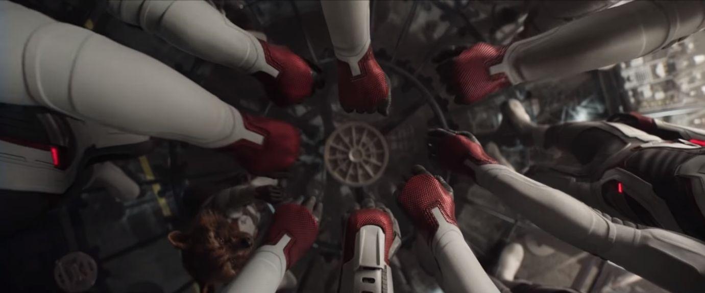 '어벤져스: 엔드게임' 예고편 속 이 장면은 무엇을 표현한