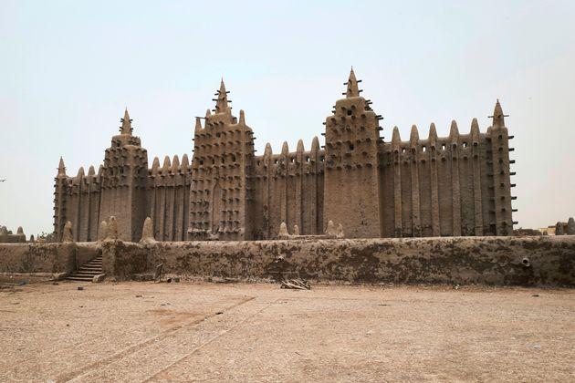 Au Mali, une mosquée alimentée à partir de l'énergie