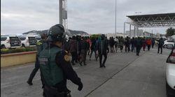 Ceuta: Après le meurtre d'un homme, la Guardia Civil interpelle 93