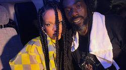 Les (très) longues tresses de Rihanna ne sont pas passées