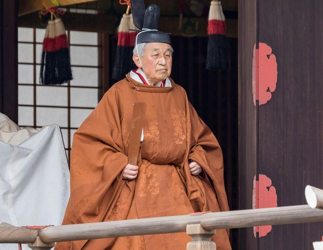 Emperor Akihito Becomes First Japanese Monarch To Abdicate In 200