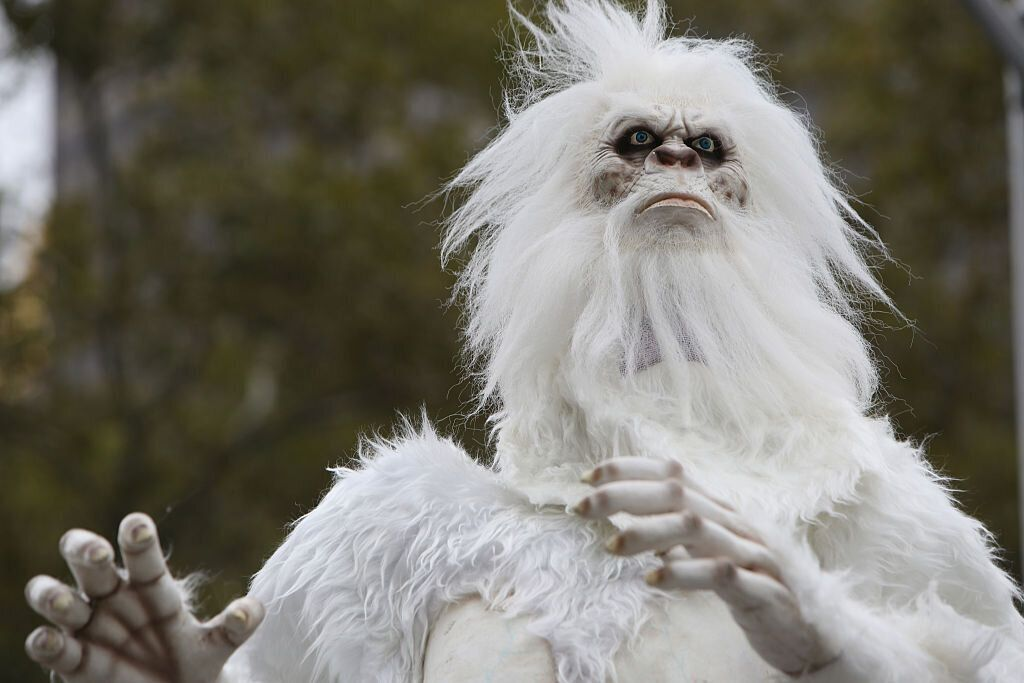 Is the yeti really out there? (Picture: Getty)