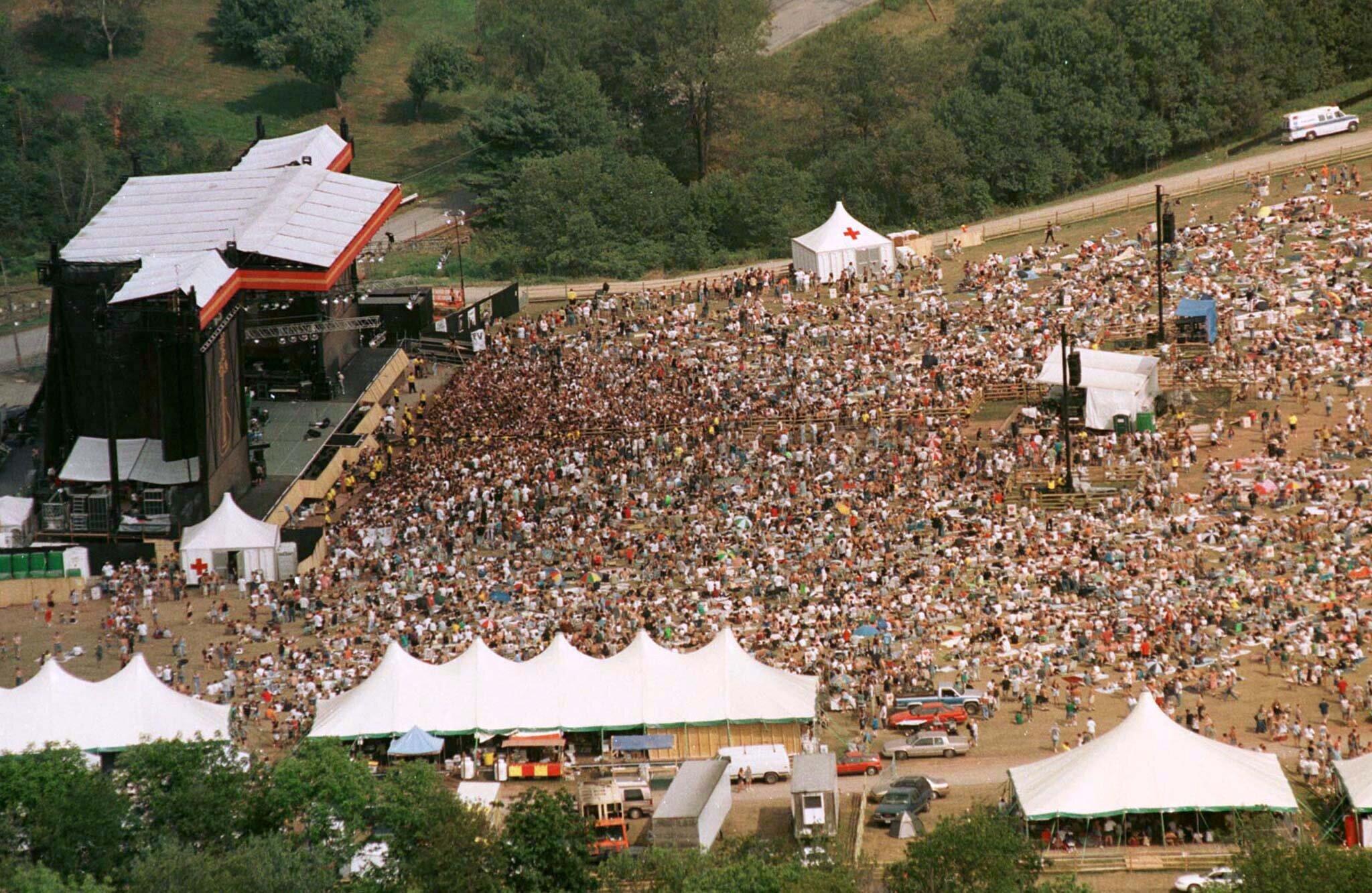 Αλαλούμ με το «Woodstock