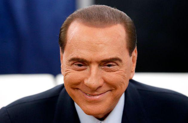 Silvio Berlusconi, en una imagen de