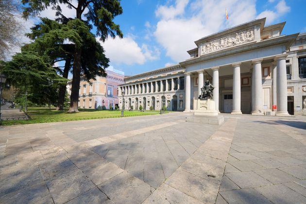 El Museo del Prado de Madrid, premio Princesa de Asturias de Comunicación y Humanidades