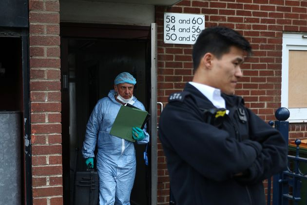 The investigation is being led by the Met's Homicide and Major Crime