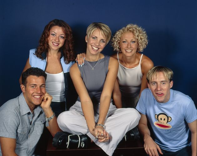 Steps in their late '90s