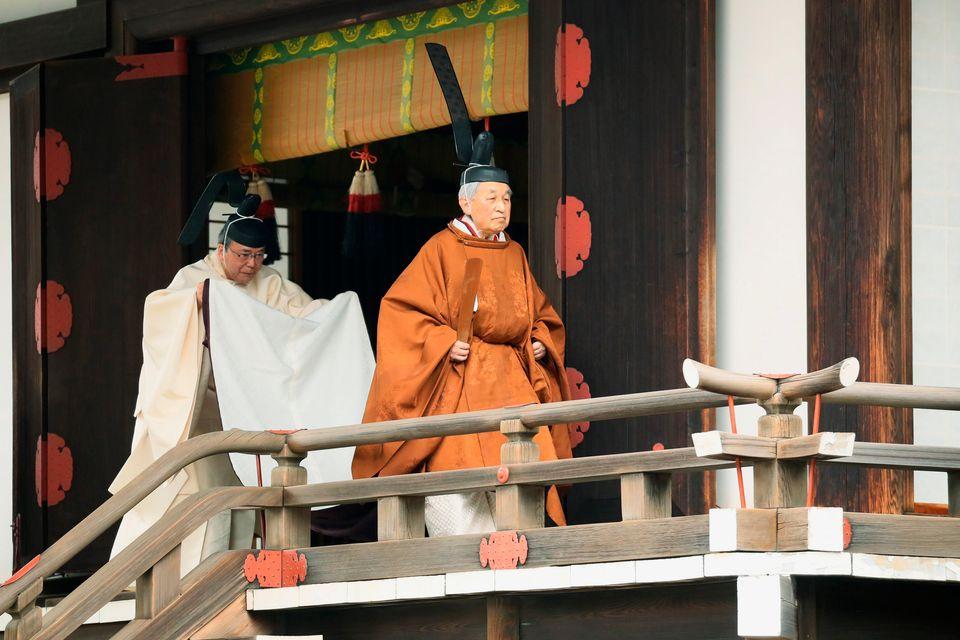 Παραιτήθηκε ο Ακιχίτο - Νέος αυτοκράτορας της Ιαπωνίας ο