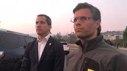 Liberado el opositor venezolano Leopoldo
