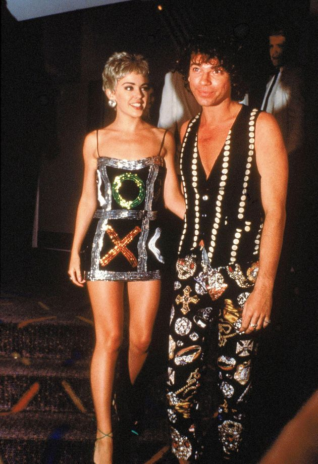 Kylie and Michael dated between 1989 and
