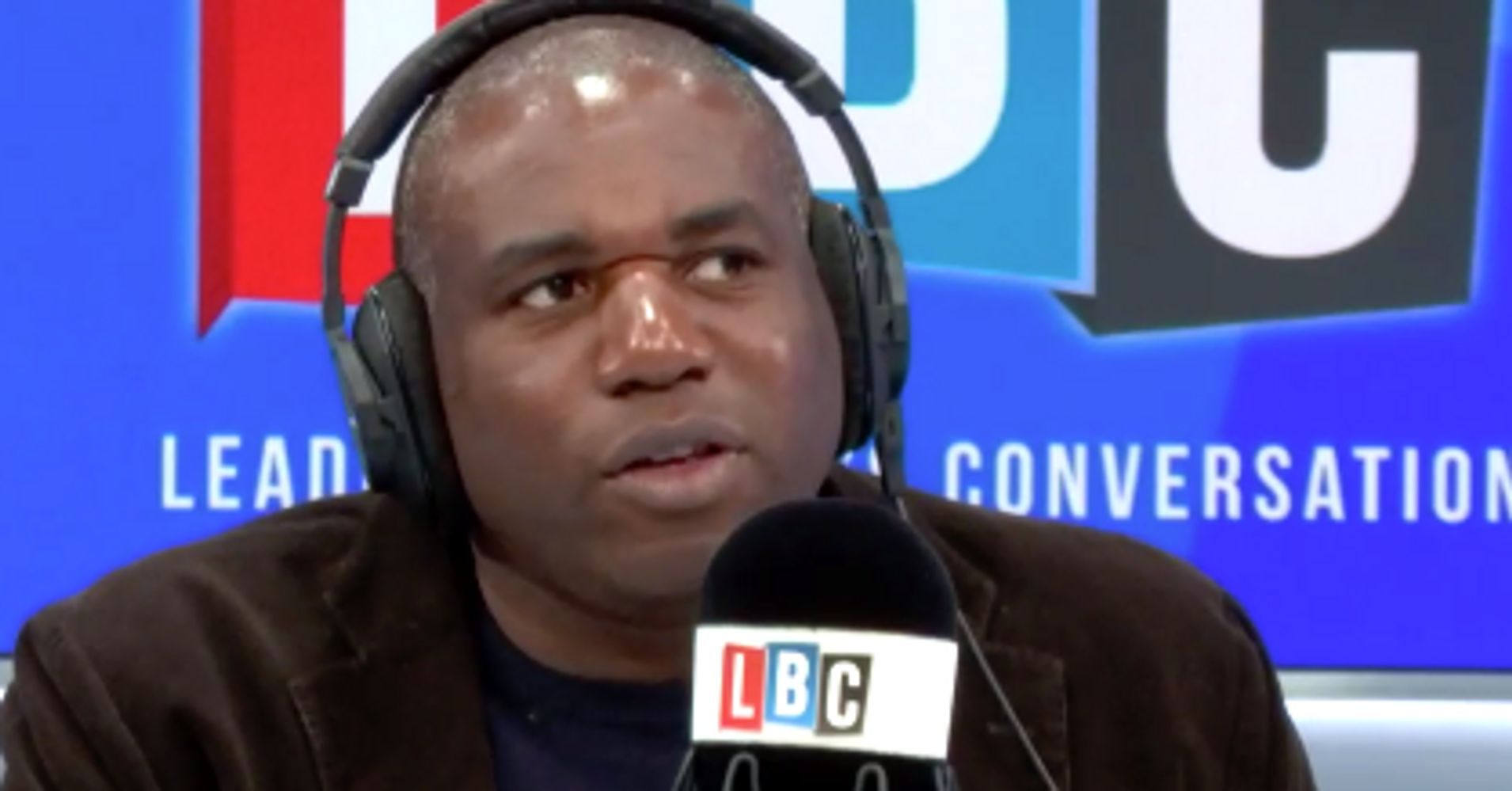 Image result for Radio Host Shuts Down Caller Who Insists Donald Trump Isn't Racist