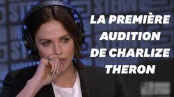 Charlize Theron raconte sa très perturbante première