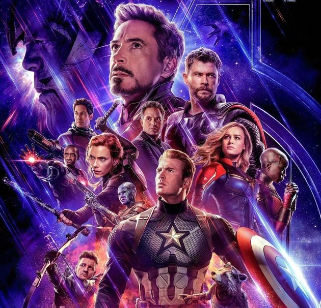 Avengers: Endgame was one of the night's big
