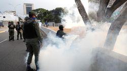 FOTOS: Así está siendo el levantamiento militar en