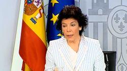 El Gobierno español desea con todas sus fuerzas que no haya
